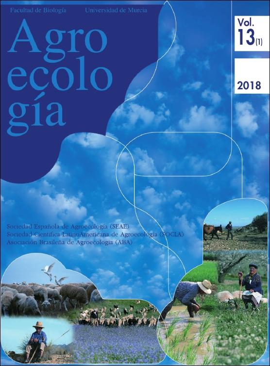 Revista Agroecologia Vol. 13(1) 2018
