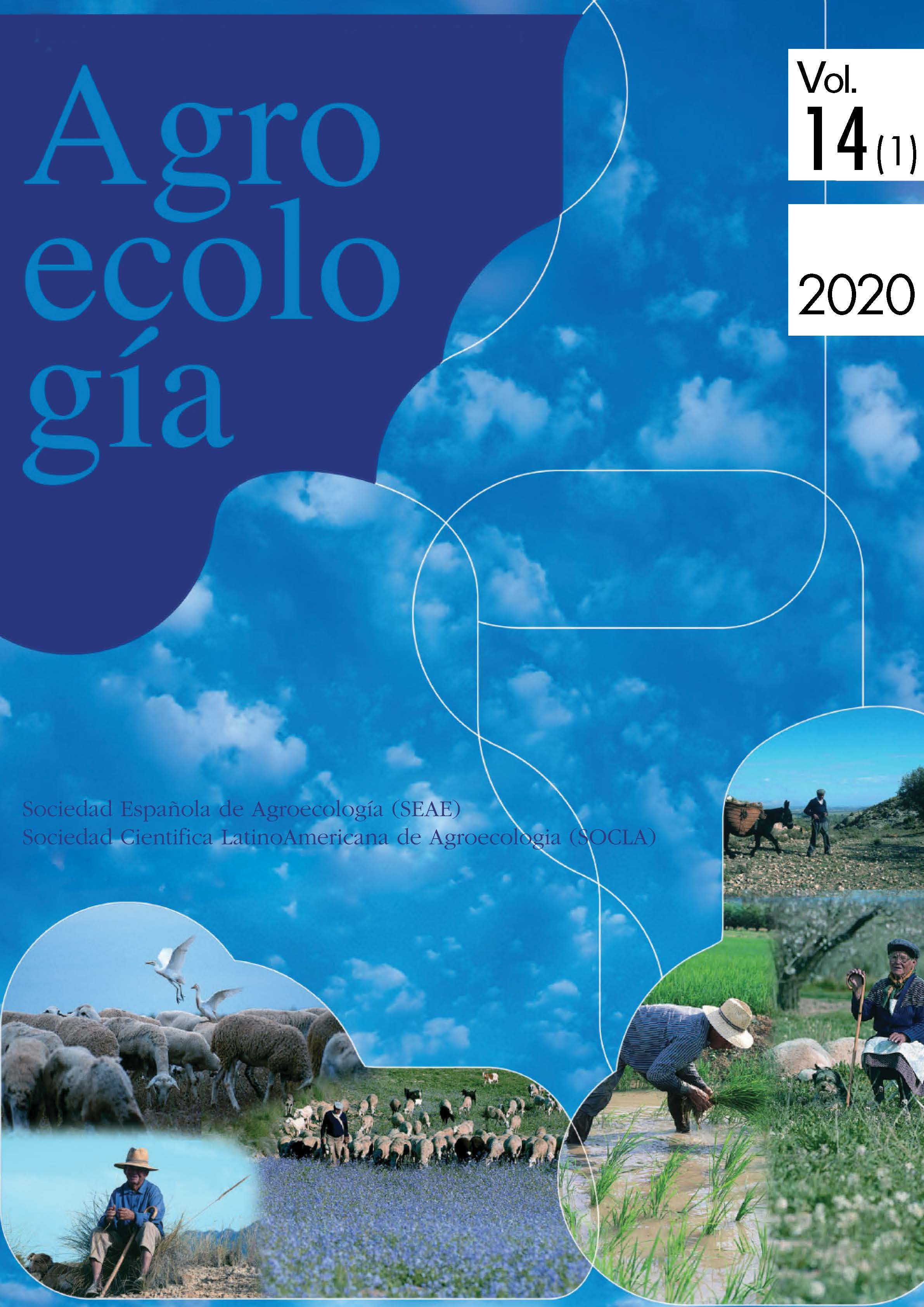 Ver Vol. 14 Núm. 1 (2020): Revista Agroecología nº 14 (1)